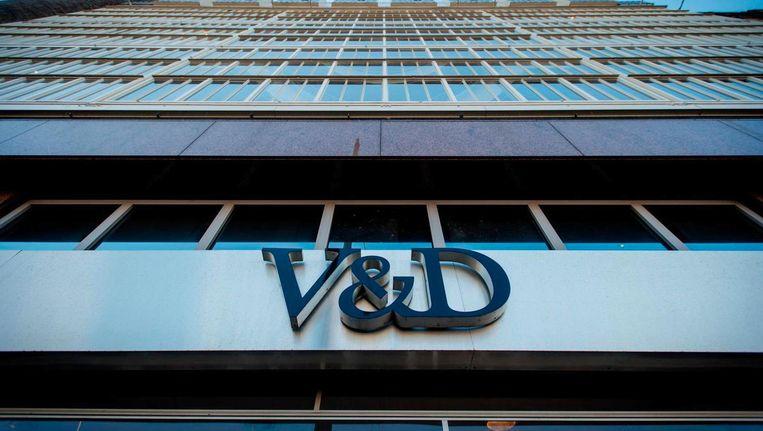 In Amsterdam neemt het Canadese bedrijf intrek in het oude VD-gebouw in de Kalvertoren. Beeld anp