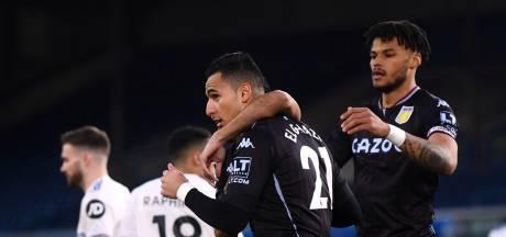 El Ghazi laat Aston Villa met winnende goal dromen van Europees voetbal