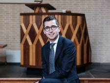 Nieuwe Doetinchemse dominee hoopt op fysieke kerkdiensten: 'Geloven kun je niet in je eentje doen'