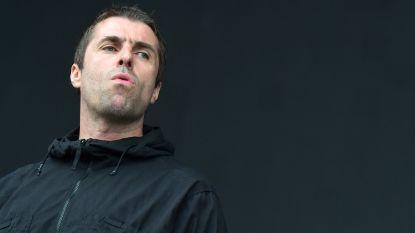 Liam Gallagher onderbreekt optreden in Spanje