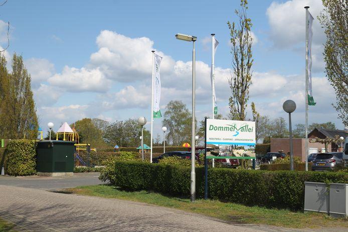Camping Dommelvallei in Valkenswaard.