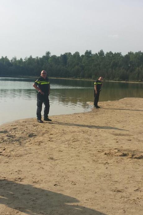 Belg (37) overleden bij waterplas De Hoort in Budel-Dorplein