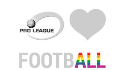 Clubs gaan getooid in regenboogkleuren en strijden voor diversiteit en respect, veiling voor gehandtekende attributen