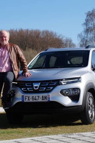 """Onze auto-expert test de goedkoopste elektrische wagen: """"De Dacia Spring is dé geknipte auto voor wie de sprong naar elektrisch wil wagen"""""""