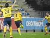 """Deniz Undav (Union) is met drie goals de reddende engel tegen Lommel: """"Wat een gekke wedstrijd"""""""
