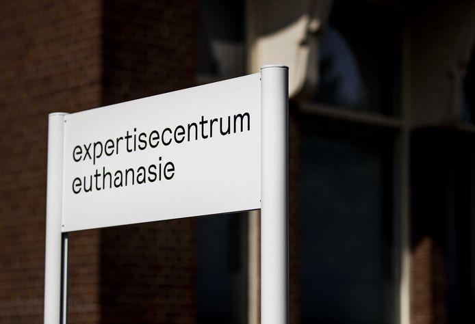 Het Expertisecentrum Euthanasie, voorheen de Levenseindekliniek.