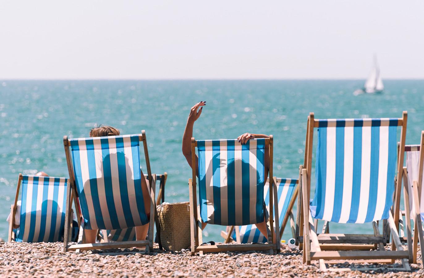 Ook op vakantie kun je in beweging komen.