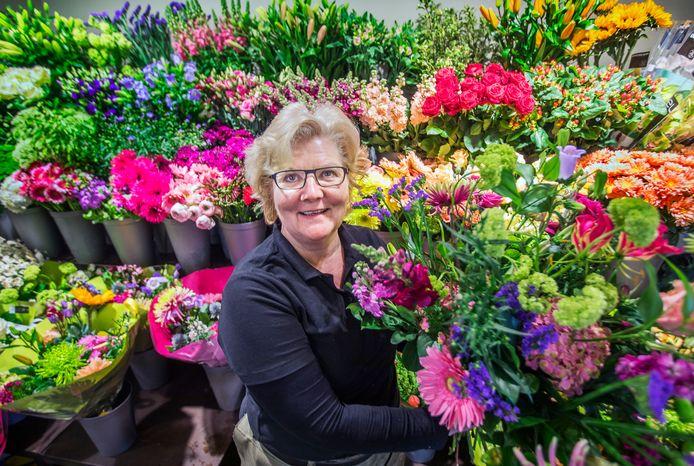 bloemist Ingrid Cramer van Fleurettes Creation and Decoration.