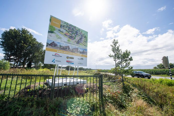 Opnieuw is er vanuit omwonenden bezwaar tegen de bouw van De Esch in Tubbergen.