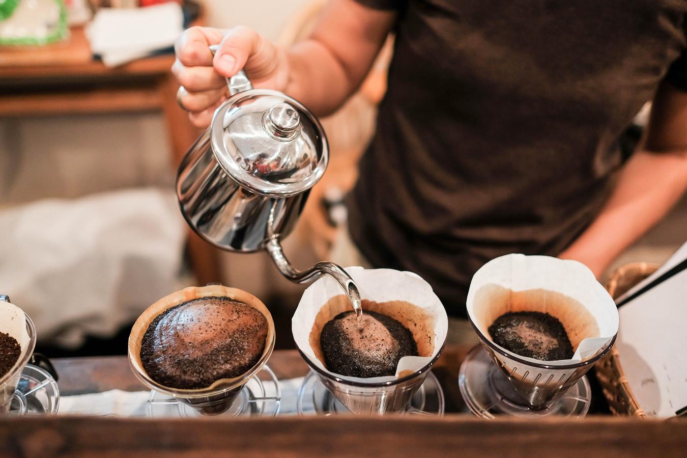 Koffie is goed voor je hart. Maar dan wel filterkoffie.