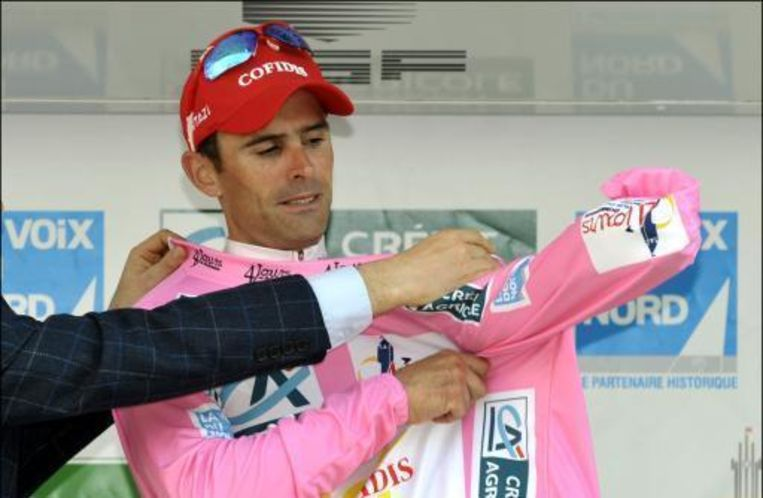 Stéphane Augé won vorig jaar de Vierdaagse van Duinkerke. Beeld UNKNOWN