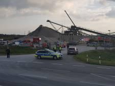 Lichamen twee Nederlanders gevonden na grindongeluk