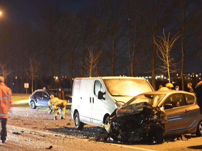 Ongeval Nieuwegein