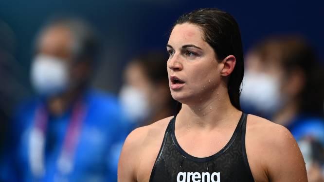 """Lecluyse eindigt in knappe olympische finale achtste op 200m schoolslag: """"Dit motiveert me om nog niet te stoppen"""""""