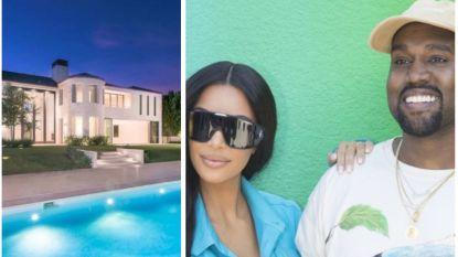 Binnenkijken: villa Kim Kardashian en Kanye West in Bel-Air op de markt voor 15 miljoen