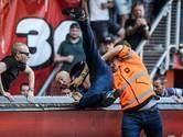 'Die twee die op het veld kwamen, moet je levenslang stadionverbod geven'