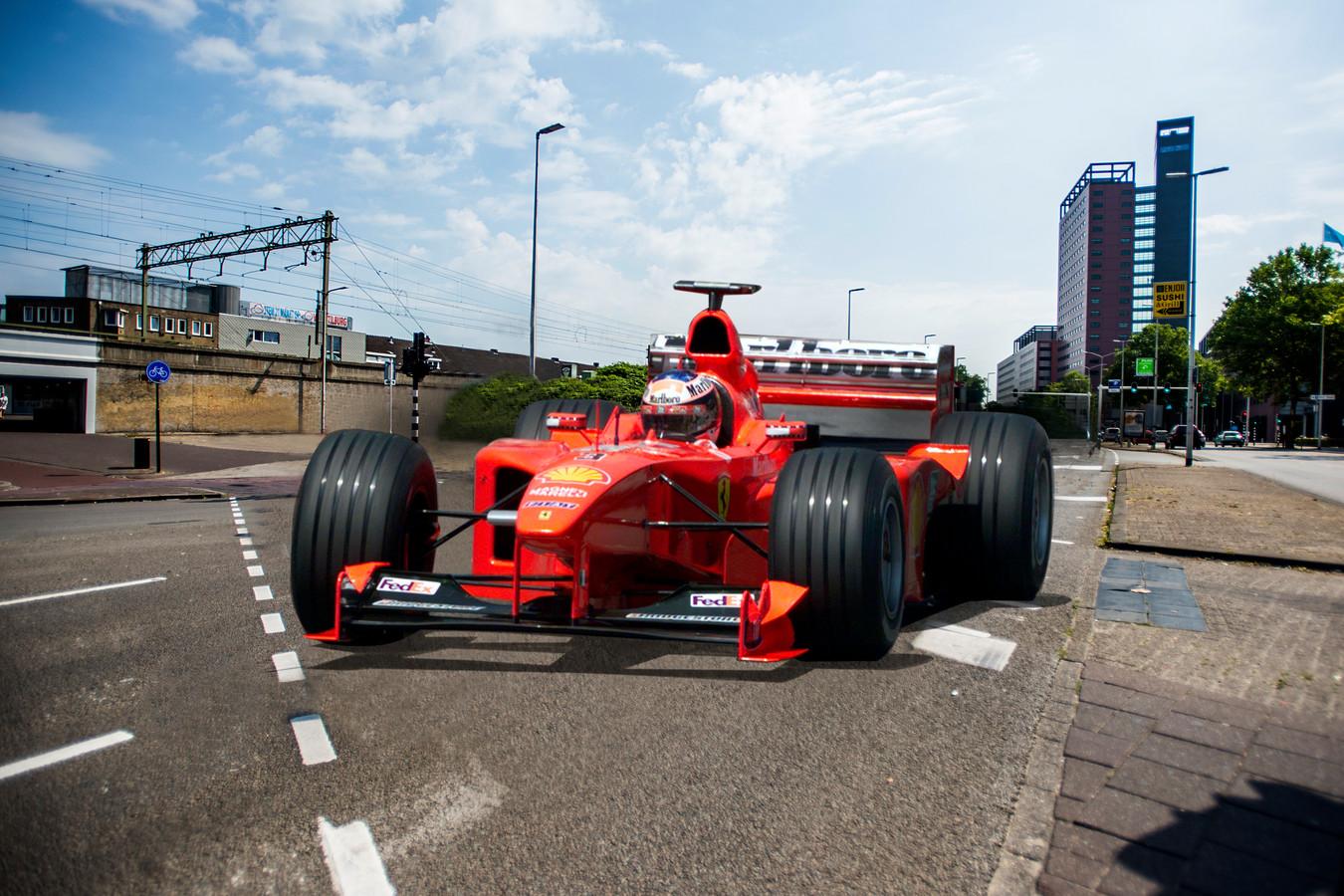 Formule 1 in Tilburg dan maar?
