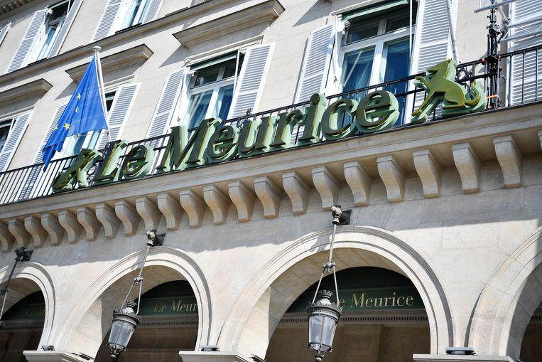 Hotel Le Meurice (Parijs).