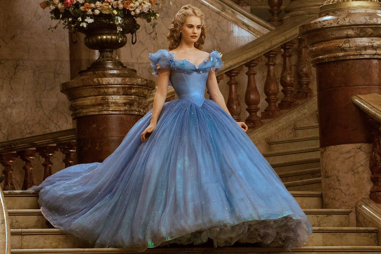 Beeld uit 'Cinderella'. Beeld rv