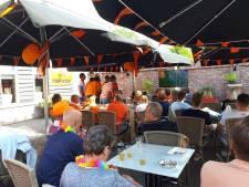 EK-voetbal kijken op terras? In Den Haag  mag het overal