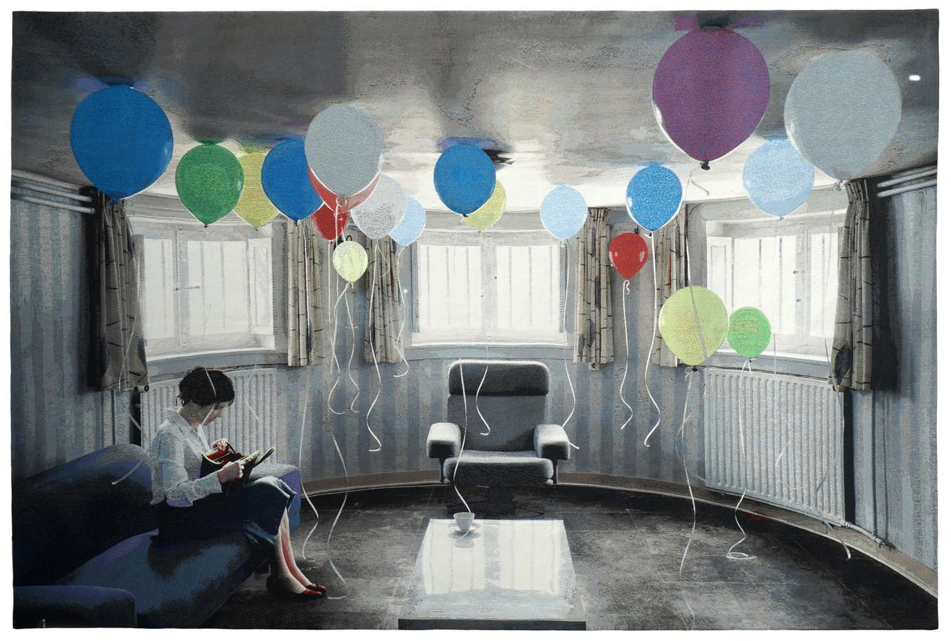 'Vervlogen', het prijswinnende werk van Jenny Ymker