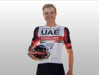 KOERS KORT (5/5). UAE-Team Emirates legt jonge Duitser vast
