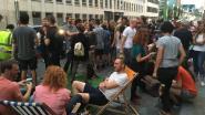 Collectief Bruxsel'air organiseert after work op de Wetstraat