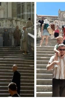 Bewoners Dubrovnik zijn het zat: 'Cruisetoeristen kopen ijsje en gaan weer weg'