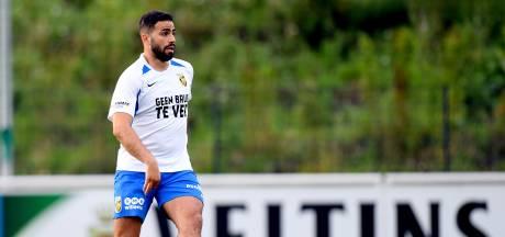 Vitesse speelt extra besloten oefenwedstrijd