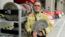 """Oudste brandweerman van Antwerpen (63) bevrijdde slachtoffers Paardenmarkt: """"Part of the job"""""""