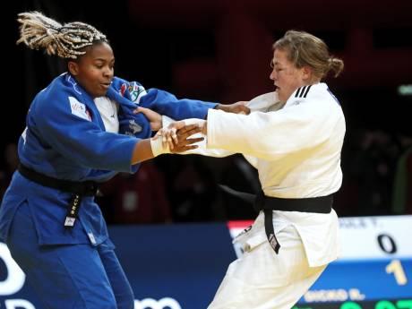 Judoka Tessie Savelkouls wint race tegen de klok: tóch op tijd fit voor Spelen in Tokio