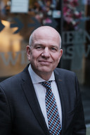 Wethouder Wim Aalderink.