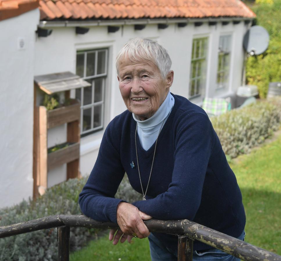 """Rosemarie Reinke: ,,Ik wilde graag een oud huis en veel tuin."""""""