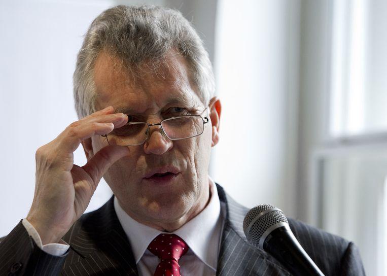 Dirk Scheringa. Beeld ANP