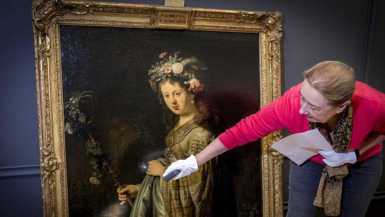 Het museum verwacht dit jaar een half miljoen bezoekers Beeld ANP