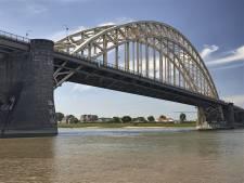 Renovatie Waalbrug uitgesteld om zware metalen in verf