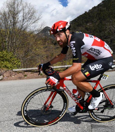 Thomas De Gendt prolonge pour deux ans avec Lotto Soudal