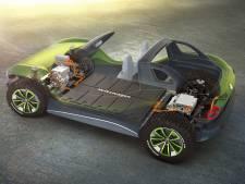 Platforms voor elektrische auto's: zoek de verschillen