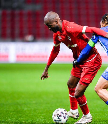 Didier Lamkel Zé positif à la Covid et forfait contre Anderlecht