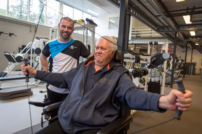 Thomas Verheij werkt binnen zijn beweegcentra veel met mensen die kampen met overgewicht. Hij zet daar onder andere het succesvolle programma X-Fittt voor in.