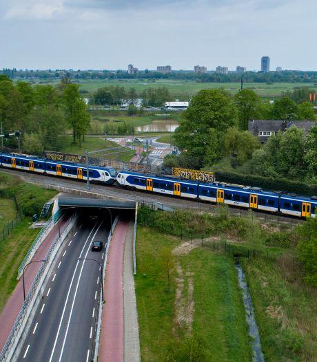 ProRail zet eerste stappen voor reconstructie spoor