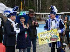 Mooi gebaar carnavalsvereniging uit Vroomshoop: 'Willen niet alleen maar feestvieren en bier drinken'