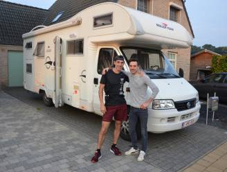 """Ultraloper Dimitri start in De Klinge aan 'Belgian Border Run': """"17 dagen lang twee marathons per dag"""""""