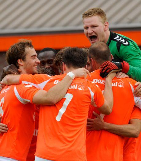 FC Horst shopt in de reserves van DVS'33