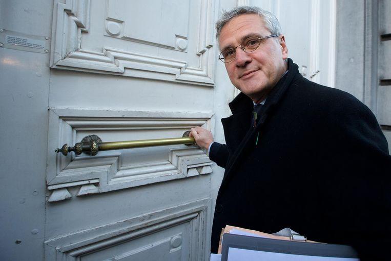 Minister van Werk Kris Peeters (CD&V). Beeld BELGA