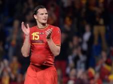 Van Buyten va quitter les Diables Rouges et le Bayern