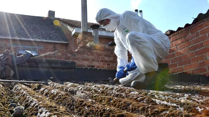 In Boutersem kan asbest nu ook aan de voordeur worden opgehaald