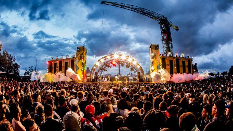 De vorige editie van Encore Festival. Beeld Encore Festival