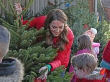 Het is al kerst bij Kate en William: 'Die van ons staat al hoor'