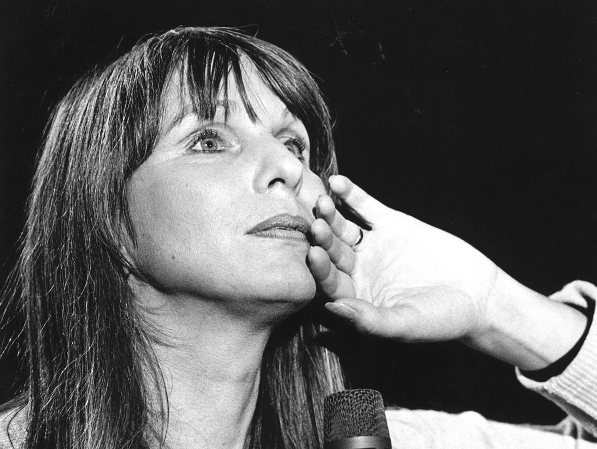 Liselore Gerritsen in 'Music Gallery' (1978).